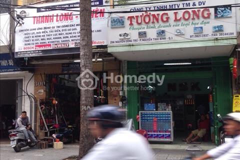 Cho thuê nhà nguyên căn 2 mặt tiền đường Nguyễn Tri Phương, Phường 8, Quận 10.