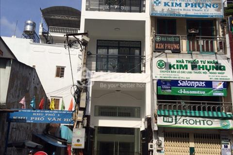 Cần bán gấp nhà mặt tiền Nguyễn Văn Bứa, Hóc Môn