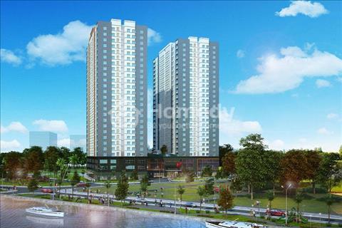 Căn hộ cao cấp quận 2 nằm ngay trên sông Giồng Ông Tố và mặt tiền đường Nguyễn Duy Trinh