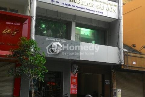 Nhà mặt tiền cho thuê đường Đinh Công Tráng, phường Tân Định, quận 1