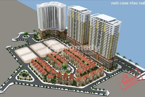 Cho thuê căn hộ chung cư C37 Bắc Hà, diện tích 110 m2, giá 10 triệu/tháng