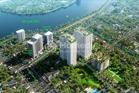 """Chỉ từ 1,35 tỷ sở hữu chung cư """"xanh ngát"""" sân golf trong lòng Hà Nội"""