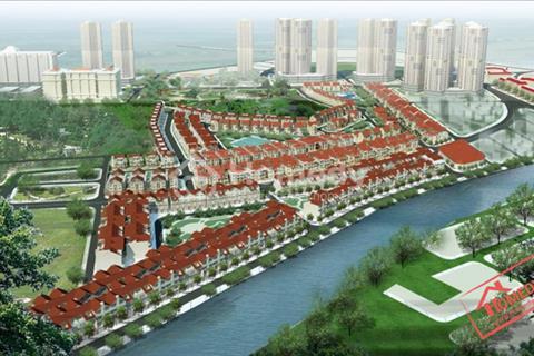 Cho thuê nhà liền kề Làng Việt Kiều Châu Âu, diện tích 80 m2, 4 tầng