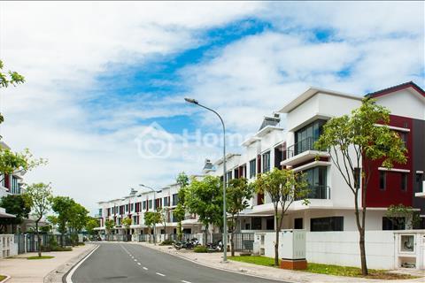 Nhà liền kề 118 m2 chính Nam gần vườn hoa Botanic khu đô thị Gamuda Gardens, đã có sổ đỏ