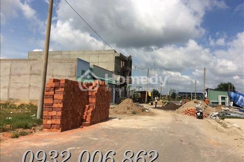 Chính chủ bán lô đất 130 m2 giá 350 triệu, sổ hồng riêng, ngay chợ Cầu Xáng, Tỉnh lộ 10