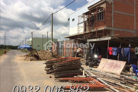 Bán đất nền giá rẻ Bình Chánh, sổ hồng riêng, xây dựng tự do, giá 3,5 triệu/m2