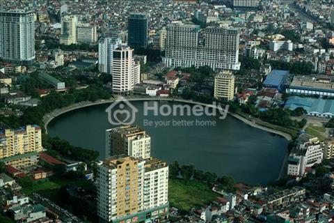 Chính chủ cần bán căn hộ hoàn thiện cao cấp chung cư 1517 Ngọc Khánh - Hà Nội
