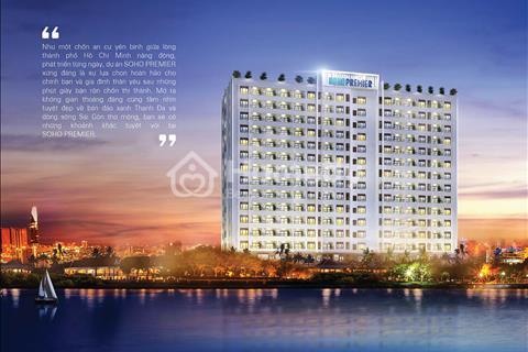 Suất nội bộ khu căn hộ chung cư Bình Thạnh, dự án Soho Premier, giá tốt cùng nhiều ưu đãi hấp dẫn