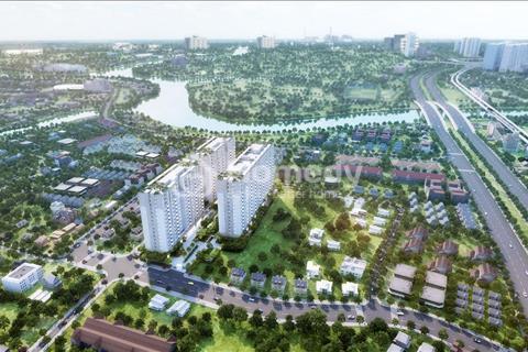 Cần sang lại 2 căn hộ D13-06 và D13-14 Him Lam Phú An (căn góc, view đẹp, hướng ra ga Metro)