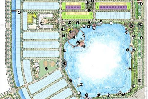 Hót!!! Chính thức ra mắt khu Tulip nằm gần hồ điều hòa 12,4 ha thuộc Vinhomes Riveride The Harmony