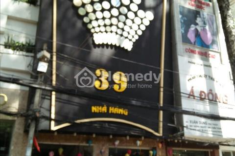 Cho thuê nhà mặt tiền đường Phước Hưng, Phường 8, Quận 5