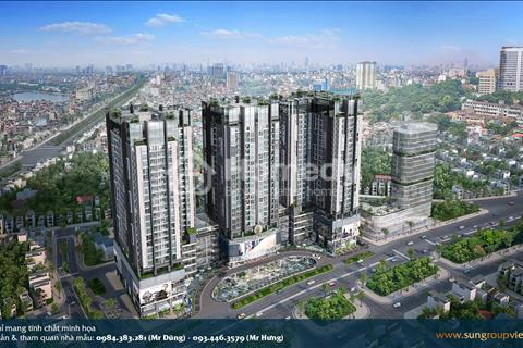 Căn hộ cao cấp Sun Ancora Lương Yên, đỉnh cao trong phong cách thiết kế, giá chỉ từ 3,9 tỷ/ căn 84m