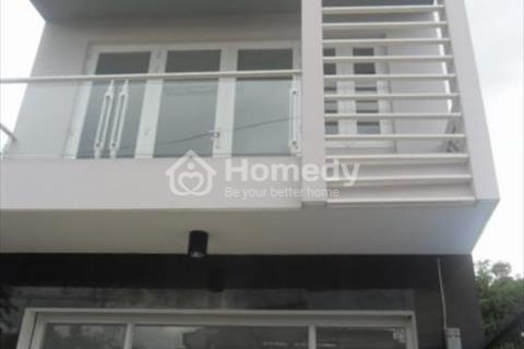 Cho thuê nhà nguyên căn mặt tiền đường Nguyễn Thái Bình, Phường 12, Quận Tân Bình