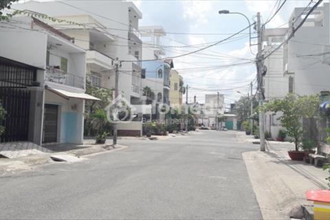Cần bán gấp nhà cấp 4 mặt tiền đường số khu Cư Xá Ngân Hàng, phường Tân Thuận Tây, Quận 7