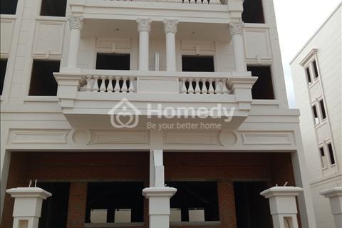 Hình ảnh thực tế nhà phố biệt thự dự án Cityland Park Hills, Gò Vấp.