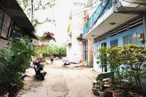 Bán gấp nhà 1 lầu căn góc 2 mặt tiền hẻm 791 Trần Xuận Soạn, Phường Tân Hưng, Quận 7