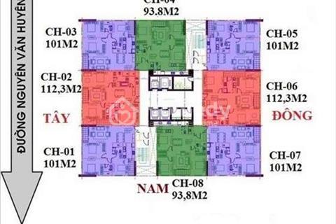 Mở bán đợt cuối tầng 21,22 tòa N02 - T3 Ngoại Giao Đoàn, Xuân Tảo, Bắc Từ Liêm.