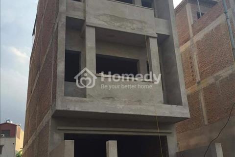 Nhượng liền tay biệt thự liền kề Duyên Thái, 80,5 m2 - 2,1 tỷ, 5 m mặt tiền, xây thô 4 tầng.