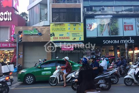 Cho thuê nhà mặt tiền đường Nguyễn Thị Minh Khai, phường 6, quận 3