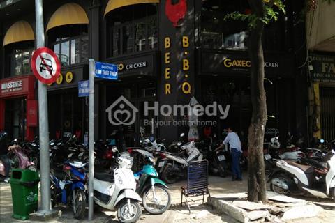 Cho thuê nhà hẻm xe hơi đường Trần Hưng Đạo, phường Cầu Kho, Quận 1