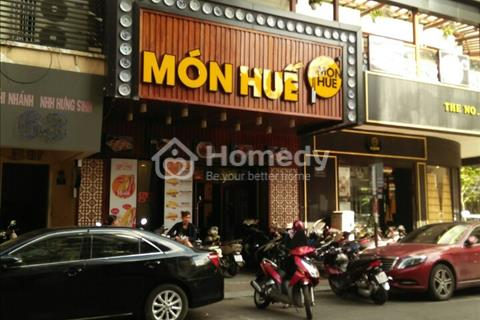 Cho thuê nhà mặt tiền đường Tôn Đức Thắng, phường Bến Nghé, quận 1