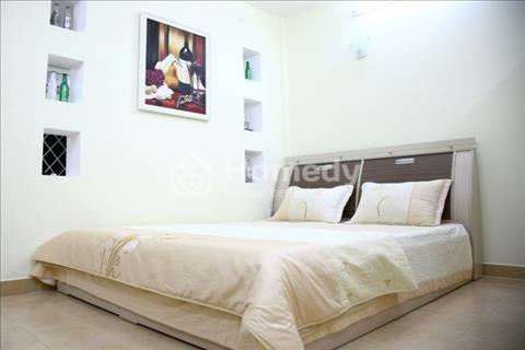 Cho thuê căn hộ mini diện tích 40 m2, đầy đủ nội thất, Tân Định, Quận 1
