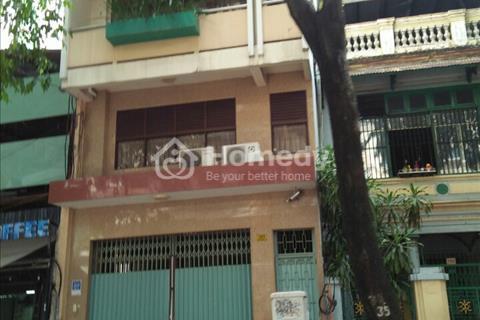 Cho thuê nhà mặt tiền đường Trần Quang Diệu, phường 14, quận 3