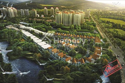 Cho thuê biệt thự Ciputra Tây Hồ diện tích 257 m2, giá 2200$