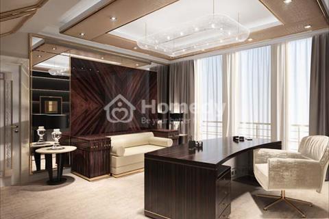Cần cho thuê căn hộ Giai Việt Quận 8, diện tích 115 m2, 2 phòng ngủ, 2 WC