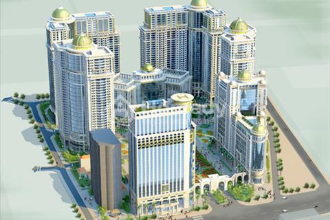 Bán căn hộ chung cư Royal City 109 m2 tòa R2 giá 4,6 tỉ
