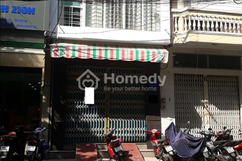 Nhà mặt tiền cho thuê đường Nguyễn Duy Dương, phường 9, quận 10