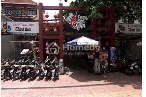 Cho thuê đất trông đường Nguyễn Bỉnh Khiêm, phường Bến Nghé, quận 1