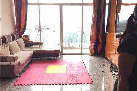 Cho thuê căn hộ New Saigon 2PN, nội thất đầy đủ, 12 triệu.
