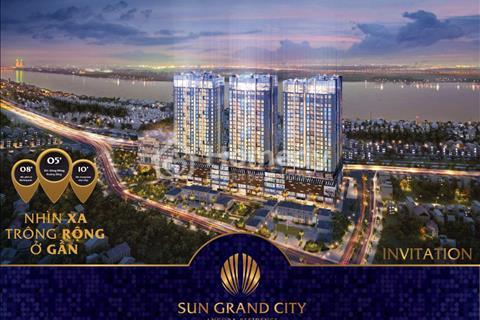 Sun Grand City Ancora Residence, tri ân tháng 6, chiết khấu lên đến 23%