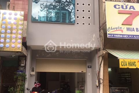 Cho thuê nhà mặt tiền đường Lý Thường Kiệt, Phường 7, Quận 10, Hồ Chí Minh