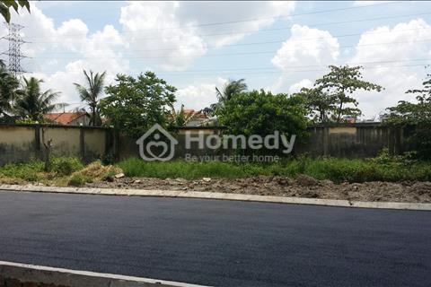 Bán đất sổ hồng riêng, chính chủ diện tích 56 m2 ngay An Phú Đông 25, Quận 12