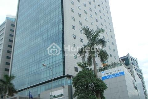 Cho thuê văn phòng hạng A tòa nhà CMC Tower, Duy Tân, Cầu Giấy. Giá ưu đãi