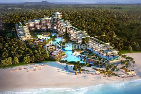 Căn hộ nghỉ dưỡng tại Phú Quốc của tập đoàn Sun Group lợi nhuận tối thiểu 291 triệu/năm.