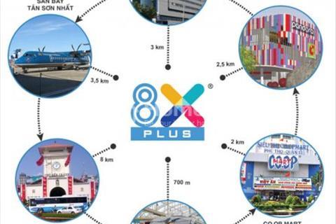 8x Plus nhận căn hộ ở ngay, 1 tỷ 3 cho căn 2 phòng ngủ diện tích 63 m2 liên hệ Phước ngay