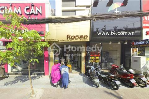 Cho thuê gắp mặt bằng shop đường Nguyễn Đình Chiểu, Phường 5, Quận 3