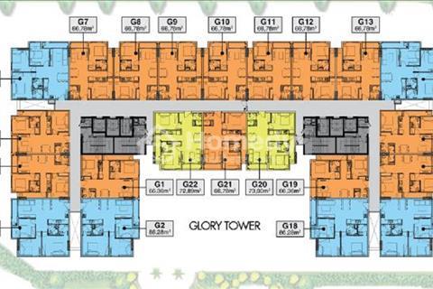 Bán căn G12 Ricmond City quận Bình Thạnh, giá 1,691  tỷ