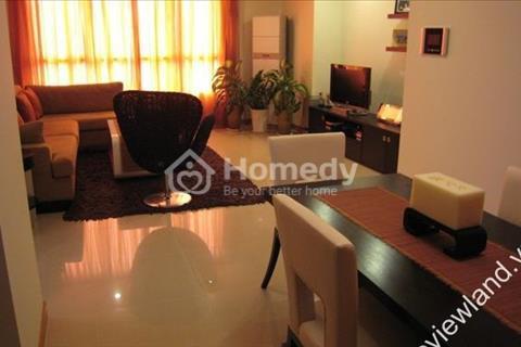 Bán  căn hộ  phòng ngủ, 113 m2 view sông, tầng cao, full nội thất - Dự án The Manor