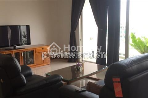 Cho thuê căn hộ Xi Riverview, tầng 8, có diện tích 145 m2, view rộng 3 phòng ngủ