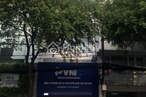 Cho thuê nhà nguyên căn mặt tiền đường Nguyễn Văn Thủ, Phường Đa Kao, Quận 1