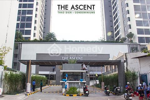 Cần bán căn hộ cao cấp The Ascent, 71 m2, 2 phòng, nhà đẹp có nội thất, view thoáng, giá tốt 3 tỷ