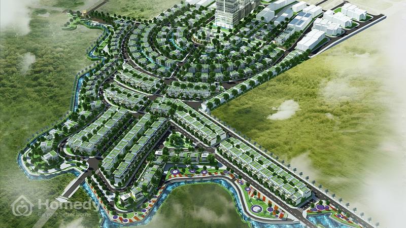 Dự án Khu đô thị Phú Cát City - ảnh giới thiệu