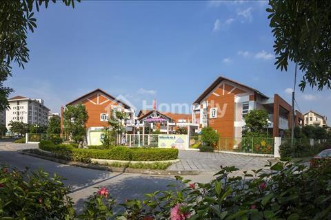Cần bán gấp nhà biệt thự song lập khu N09, diện tích 175 m2, giá 5,5 tỷ