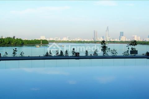 Cần tiền bán lại căn Đảo Kim Cương 143 m2, view sông và Quận 1. Giá 6,9 tỷ