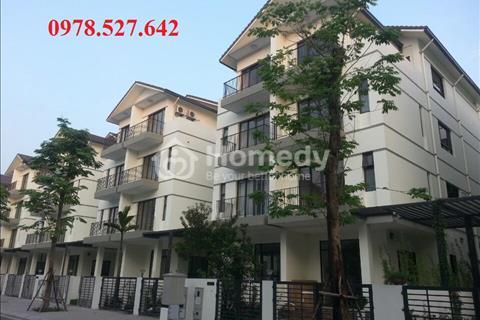 Bán căn biệt thự view vườn hoa khu Long Khánh 3 trung tâm dự án Vinhomes Thăng Long