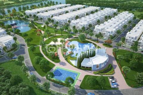 Cần sang nhượng nhà phố Melosa Garden Quận 9, lô A9 giá 5,5 tỷ/căn/125 m2 - Nhận nhà ở ngay